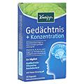 Kneipp Gedächtnis + Konzentration Kapseln 30 Stück