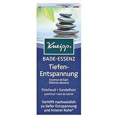 KNEIPP Bade-Essenz Tiefenentspannung 20 Milliliter - Vorderseite