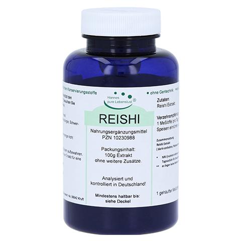 REISHI EXTRAKT Pulver 100 Gramm