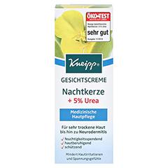 KNEIPP Gesichtscreme Nachtkerze+5% Urea 50 Milliliter - Vorderseite