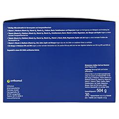Orthomol Vital m Granulat/Tablette/Kapseln Grapefruit 30 Stück - Linke Seite