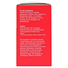 VITA B12 1 mg Minz-Aroma Lutschtabletten 100 Stück - Rechte Seite