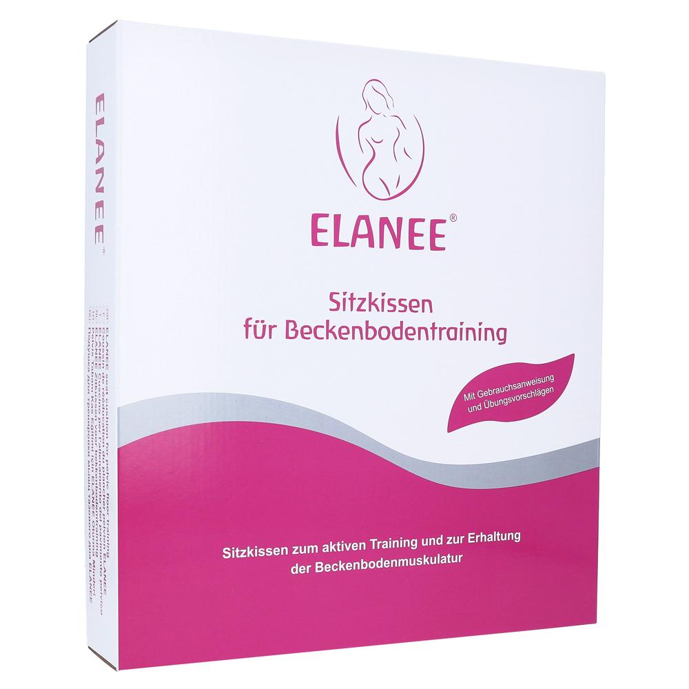 ELANEE Sitzkissen für Beckenbodentraining 1 Stück