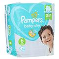 PAMPERS Baby Dry Gr.6 extra large 15+ kg Sparpack 26 Stück