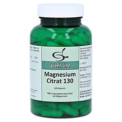 MAGNESIUMCITRAT 130 mg Magnesium Kapseln 120 Stück