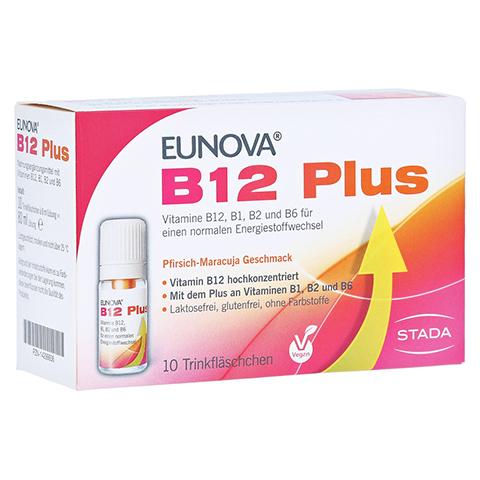EUNOVA B12 Plus Trinkfläschchen 10x8 Milliliter