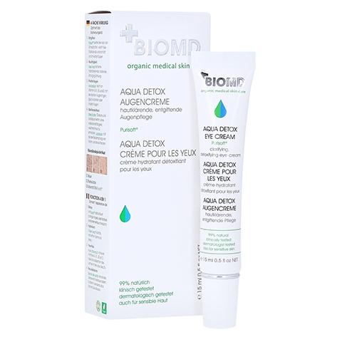 Biomed Aqua Detox Augenpflege 15 Milliliter