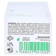 Biomed Aqua Detox 24STD Feuchtigkeitspflege 50 Milliliter - Unterseite