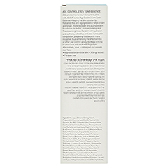 AHAVA Age Control Even Tone Essence 100 Milliliter - Rückseite