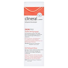 CLINERAL Gentle Cleansing Gel 100 Milliliter - Vorderseite