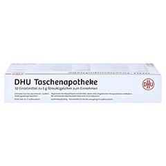 DHU Taschenapotheke Globuli 32x1 Gramm - Unterseite