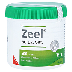 ZEEL ad us.vet.Tabletten 500 Stück