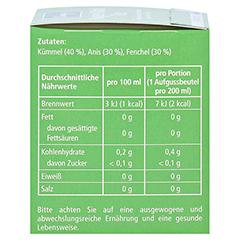 KNEIPP Tee Magen Wohl Filterbeutel 10 Stück - Rechte Seite