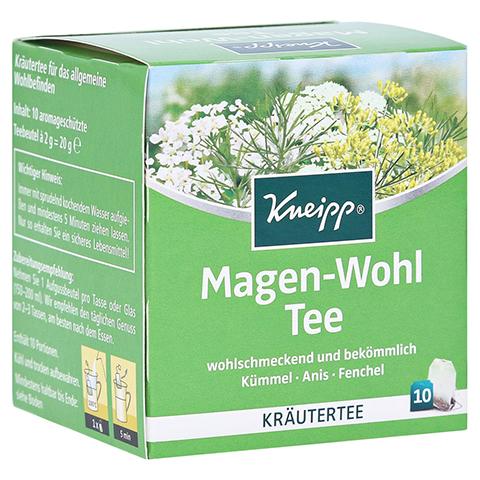KNEIPP Tee Magen Wohl Filterbeutel 10 Stück
