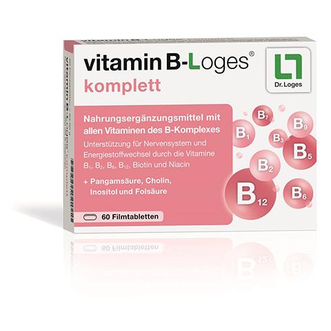 vitamin B-Loges komplett 60 Stück