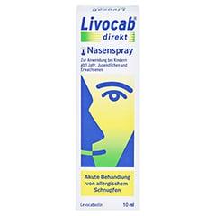 Livocab direkt 10 Milliliter N1 - Vorderseite