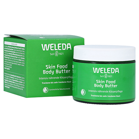WELEDA Skin Food Body Butter 150 Milliliter