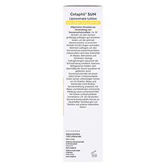 Cetaphil Sun Daylong SPF 50+ liposomale 100 Milliliter - Rechte Seite