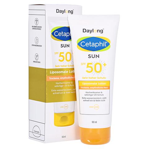 Cetaphil Sun Daylong SPF 50+ liposomale 100 Milliliter