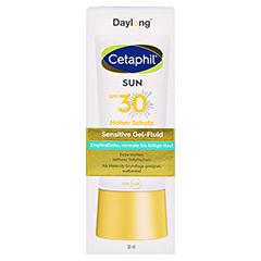 Cetaphil Sun Daylong SPF 30 Sensitives Gel-Fluid 30 Milliliter - Vorderseite