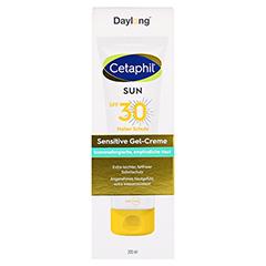 Cetaphil Sun Daylong SPF 30 Sensitives Gel 200 Milliliter - Vorderseite