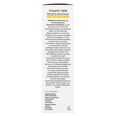 Cetaphil Sun Daylong SPF 30 Sensitives Gel 200 Milliliter - Rechte Seite