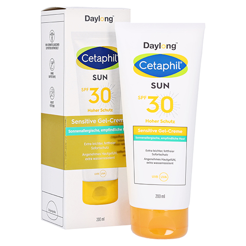 Cetaphil Sun Daylong SPF 30 Sensitives Gel 200 Milliliter