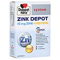 DOPPELHERZ Zink Depot system Tabletten 30 Stück