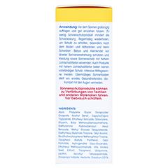 LADIVAL Tattoo Sonnenschutz Creme LSF 50 50 Milliliter - Linke Seite