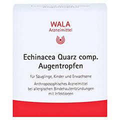 ECHINACEA QUARZ comp.Augentropfen 30x0.5 Milliliter N1 - Vorderseite