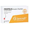BEECRAFT Propolis Husten-Pastillen 30 Stück
