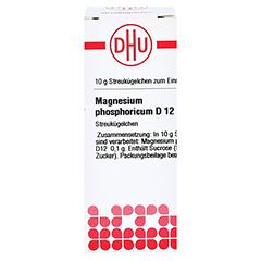 MAGNESIUM PHOSPHORICUM D 12 Globuli 10 Gramm N1 - Vorderseite
