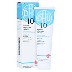 BIOCHEMIE DHU 10 Natrium sulfuricum N D 4 Salbe 50 Gramm N1