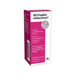 B12-Tropfen Ankermann 30 Milliliter N1