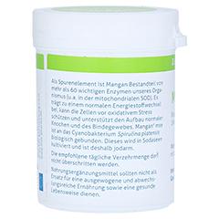 MANGAN II MSE Tabletten 120 Stück - Rechte Seite