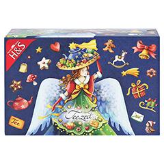 H&S Tee-Adventskalender Engel 1x44.3 Gramm - Vorderseite