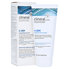 CLINERAL Head-to-Toe Cream 200 Milliliter