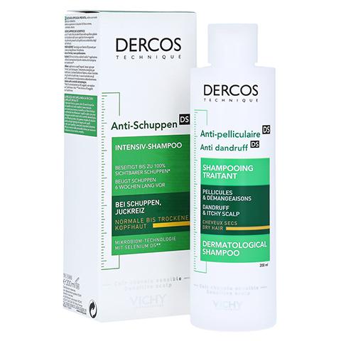VICHY DERCOS Anti-Schuppen Shampoo trockene Kopfhaut 200 Milliliter