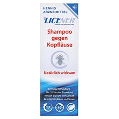 Licener Gegen Kopfläuse Shampoo 100 Milliliter - Vorderseite