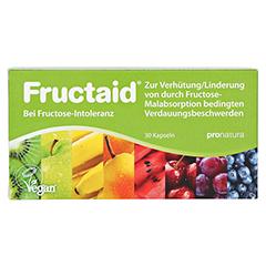 Fructaid Kapseln 30 Stück - Vorderseite