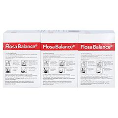 Flosa Balance Granulat Beutel 90x5.5 Gramm - Unterseite