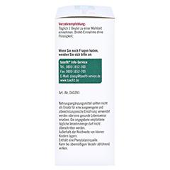 Taxofit Eisen+folsäure Direkt-granulat 20 Stück - Rechte Seite