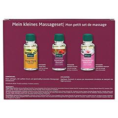 KNEIPP Geschenkpackung Mein kleines Massageset 3x20 Milliliter - Rückseite