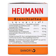 HEUMANN Bronchialtee SOLUBIFIX T 30 Gramm - Linke Seite