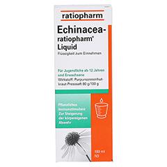 Echinacea-ratiopharm Liquid 100 Milliliter N3 - Vorderseite