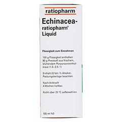 Echinacea-ratiopharm Liquid 100 Milliliter N3 - Linke Seite