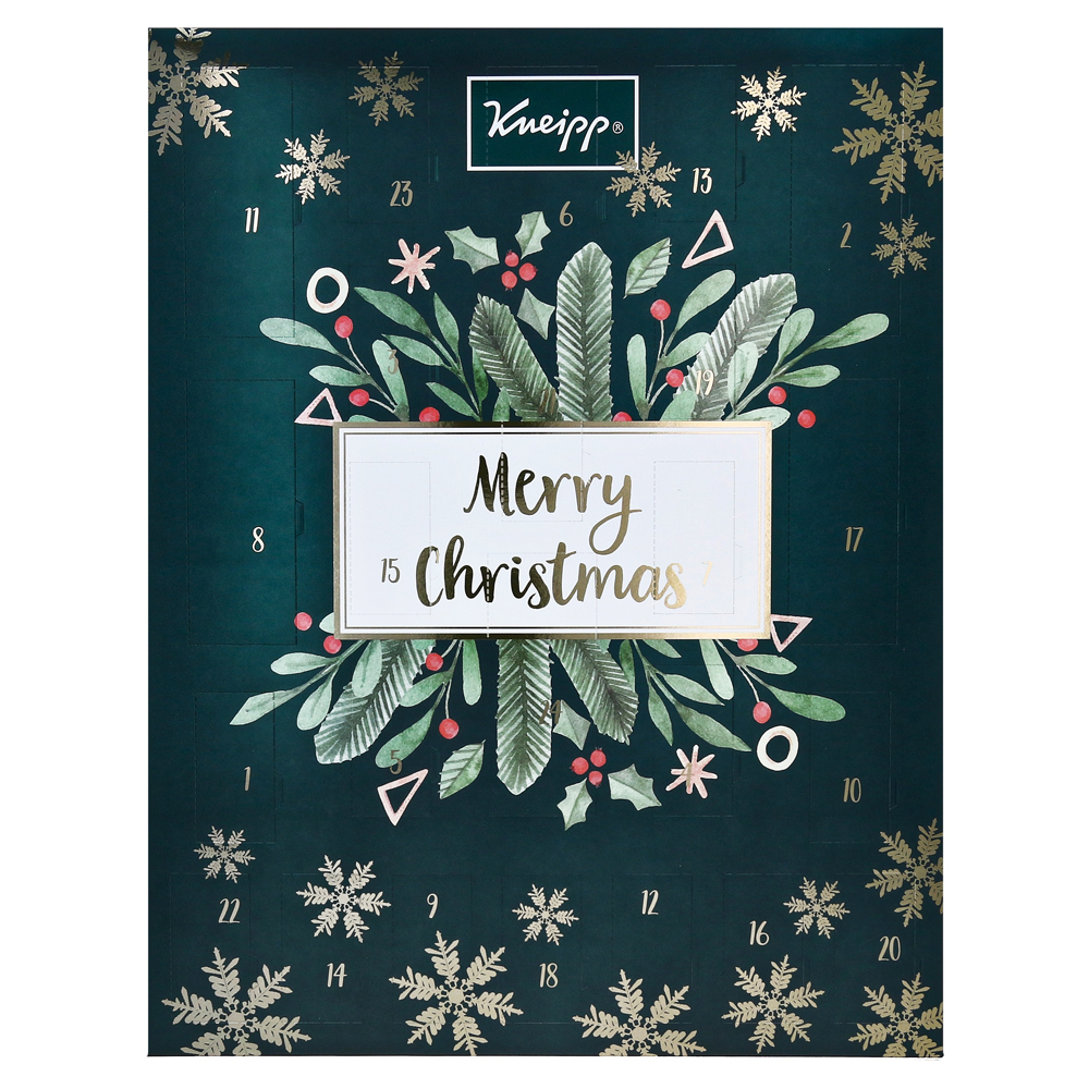 kneipp adventskalender 2018 1 st ck online bestellen medpex versandapotheke. Black Bedroom Furniture Sets. Home Design Ideas