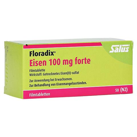 Floradix Eisen 100mg forte 50 Stück N2