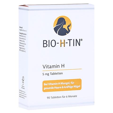 BIO-H-TIN Vitamin H 5mg 90 Stück
