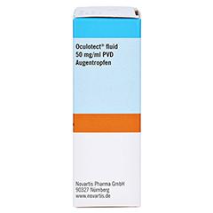 Oculotect fluid 50mg/ml PVD 3x10 Milliliter N3 - Linke Seite